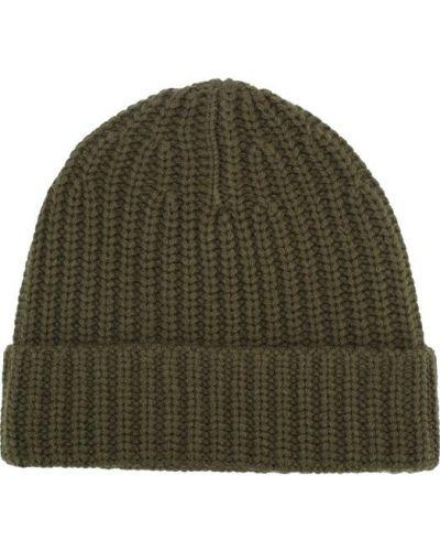 Зеленая шапка Joseph