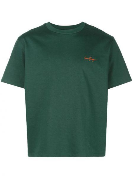 Классическая футболка Second/layer