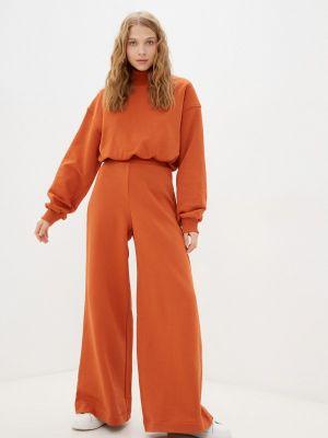 Спортивный костюм - оранжевый Vivostyle
