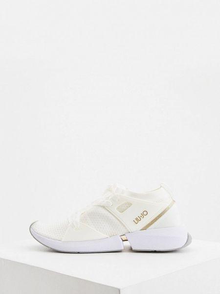Кроссовки белый низкие Liu Jo