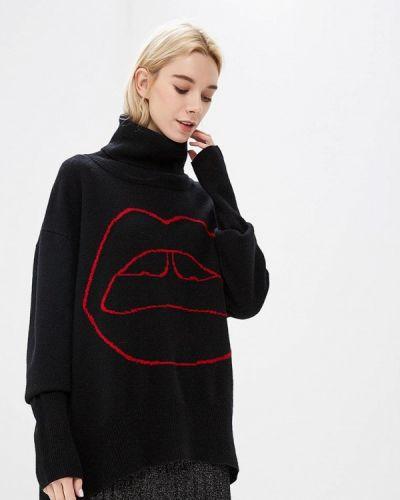 Черный свитер осенний Markus Lupfer