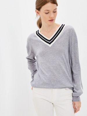 Пуловер - серый Luhta