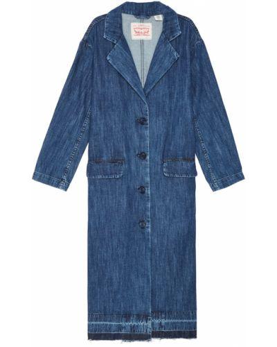 Пальто джинсовое с воротником Levi's®