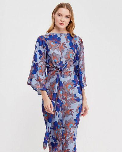 Платье синее Lost Ink.