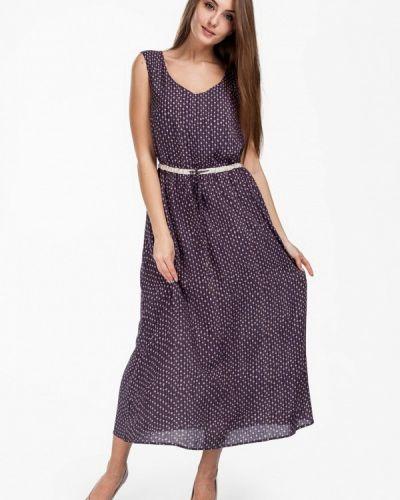 Платье весеннее фиолетовый Femme
