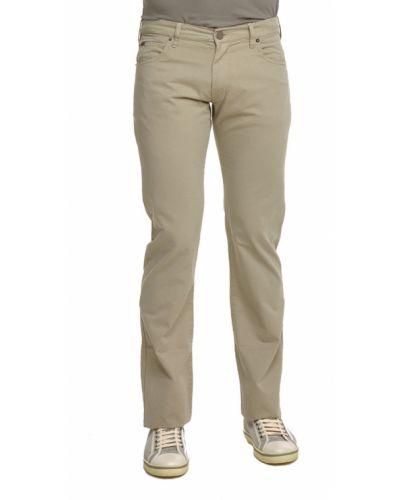 Бежевые джинсы Armani Collezioni