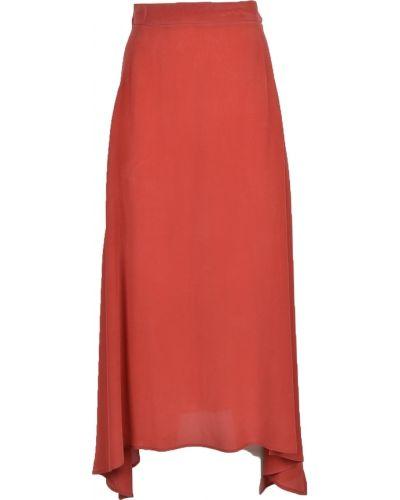 Czerwona spódnica Alysi
