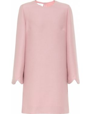 Платье мини макси шелковое Valentino