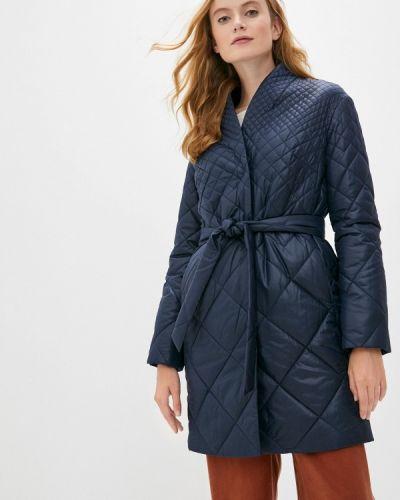 Теплая синяя куртка Paradox