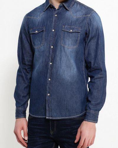 Джинсовая рубашка синий Alcott