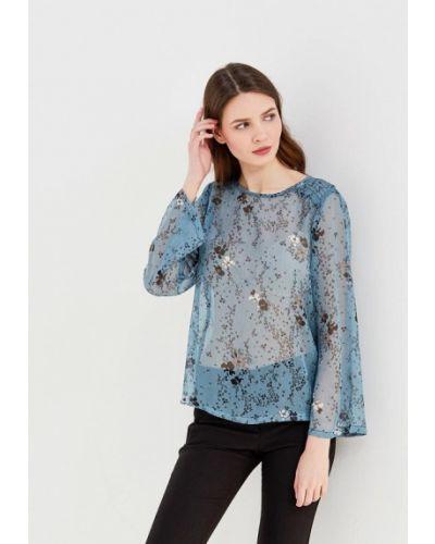 Голубая блузка Jacqueline De Yong