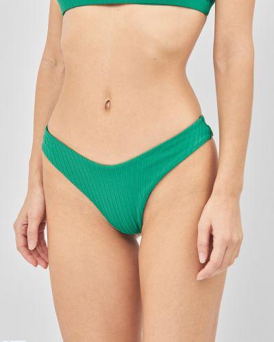 Яркий купальник - зеленый Silenza