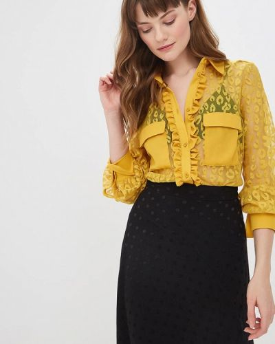 Блузка с длинным рукавом весенний 2019 Imperial