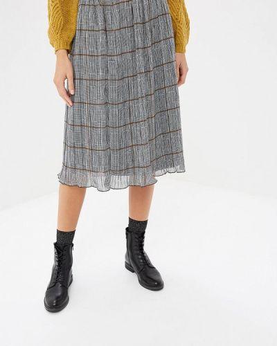 Плиссированная юбка осенняя B.young