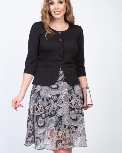Шифоновое платье Diolche