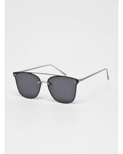 Солнцезащитные очки черные Only & Sons