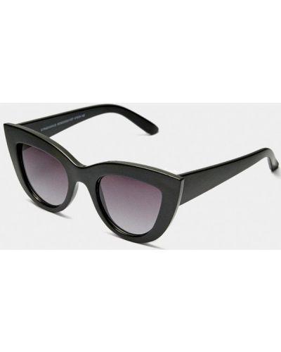 Солнцезащитные очки кошачий глаз Stradivarius