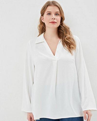 Блузка - белая авантюра Plus Size Fashion