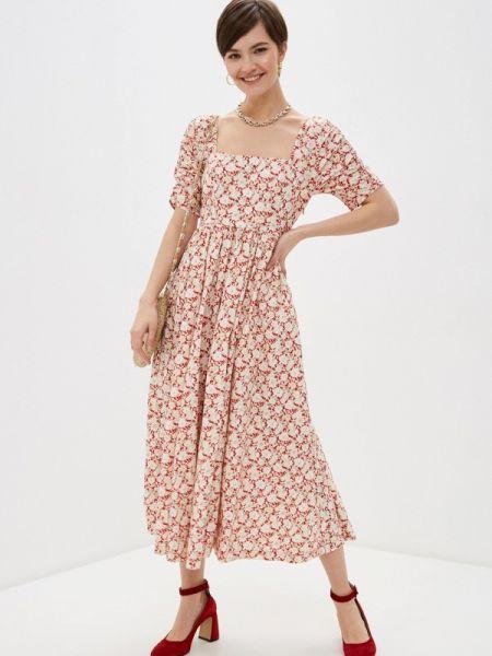 Платье прямое весеннее Free People