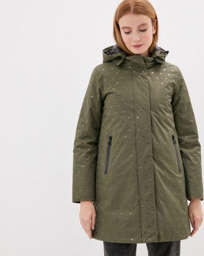 Утепленная куртка - зеленая Geox