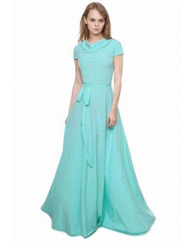 Вечернее платье бирюзовый Marichuell