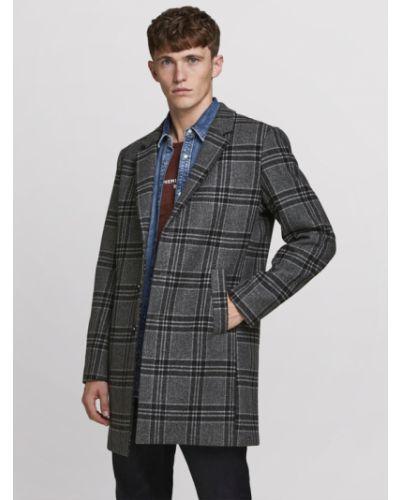 Płaszcz - szary Jack&jones Premium