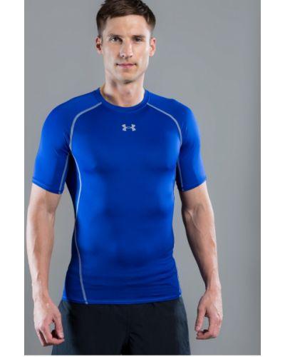 Спортивная футболка однотонная Under Armour