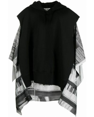 Czarny sweter Mm6 Maison Margiela