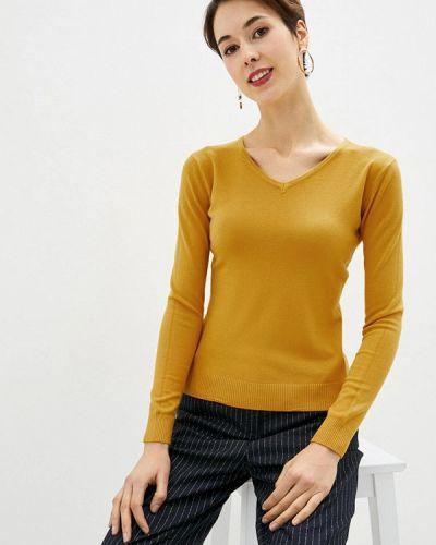 Желтый пуловер Masha Mart