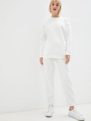 Белый спортивный спортивный костюм Fadas