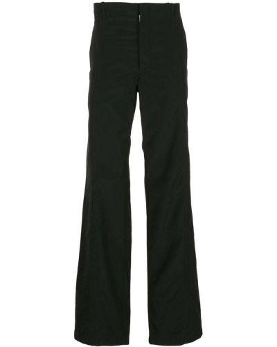 Черные брюки со стразами Mackintosh 0002