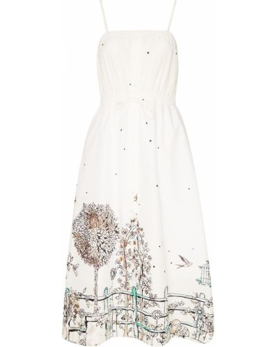 Платье на пуговицах на тонких бретелях Paul & Joe Sister