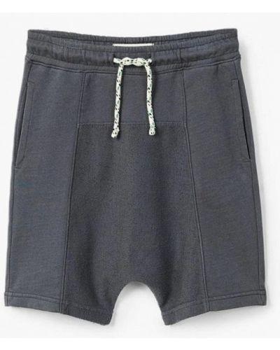 Серые шорты Mango Kids