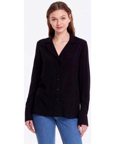 Черная блузка Musthave