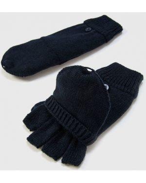 Темно-синие перчатки Ostin
