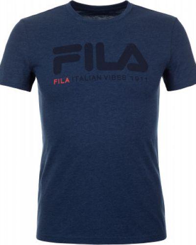 Спортивная футболка хлопковая классическая Fila