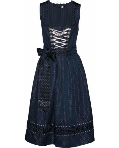 Платье жаккардовое со стразами Bonprix