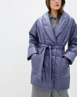 Утепленная куртка - синяя Vera Nicco