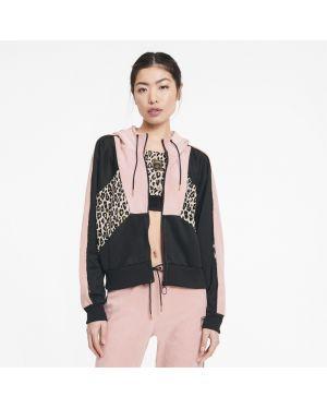 Куртка с капюшоном с пайетками на молнии Puma