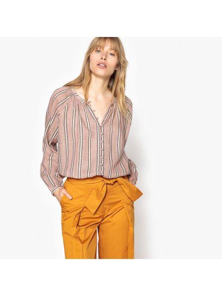 Блузка в полоску La Redoute Collections
