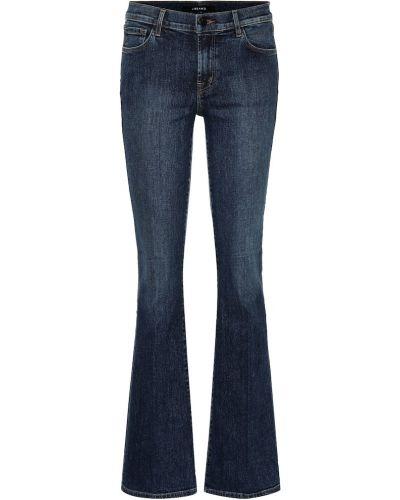 Расклешенные джинсы mom свободные J Brand