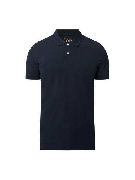 Niebieska koszulka bawełniana Edc By Esprit