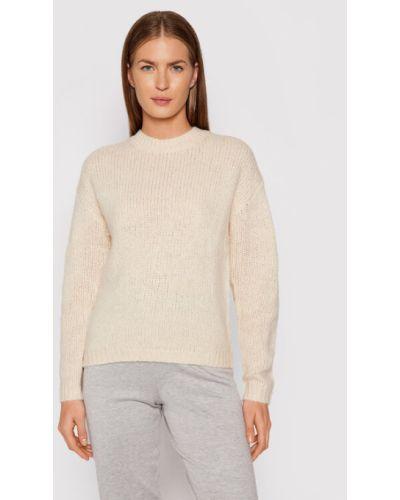 Sweter - beżowy Vero Moda
