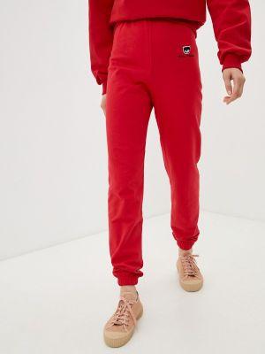 Розовые спортивные брюки Chiara Ferragni Collection
