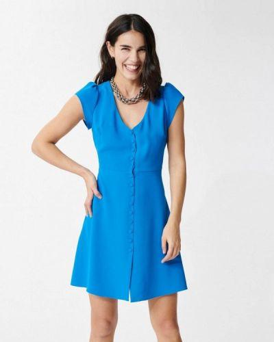 Платье - синее Tara Jarmon