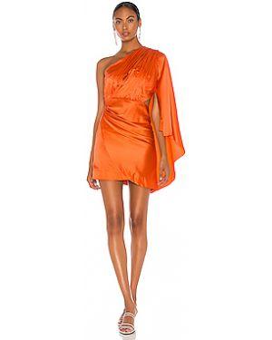 Платье мини винтажная на молнии Retrofete