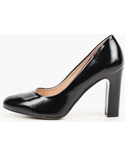 Кожаные туфли - черные Bosccolo