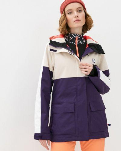 Синяя куртка горнолыжная сноубордическая Dc Shoes