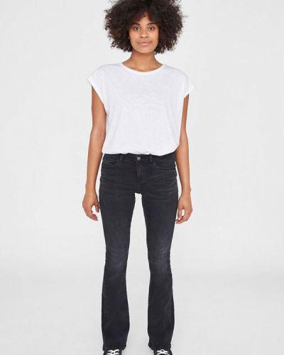 Прямые черные джинсы Noisy May