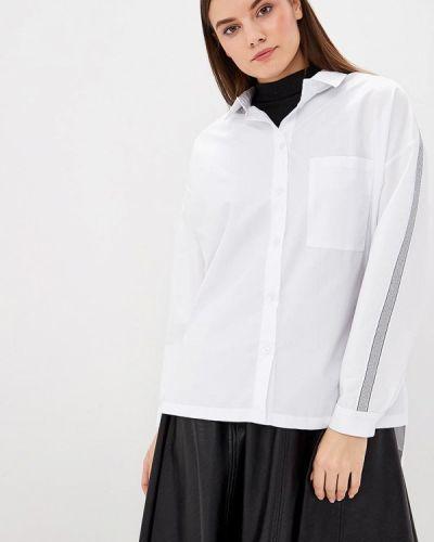 Рубашка с длинным рукавом белая Vera Nicco